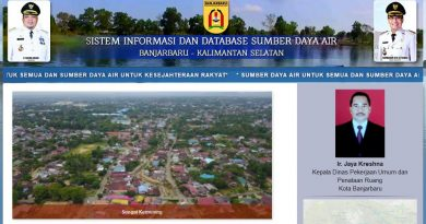 SISTEM INFORMASI DAN DATABASE SUMBER DAYA AIR