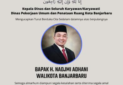 Walikota Banjarbaru Wafat